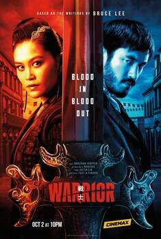 Warrior 2ª Temporada Torrent - WEB-DL 720p/1080p Legendado