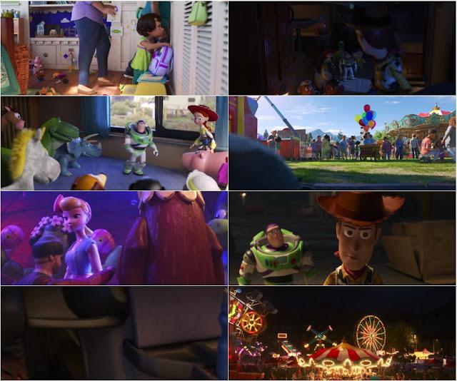 Toy Story 4 2019 Dual Audio HC CAM 720p
