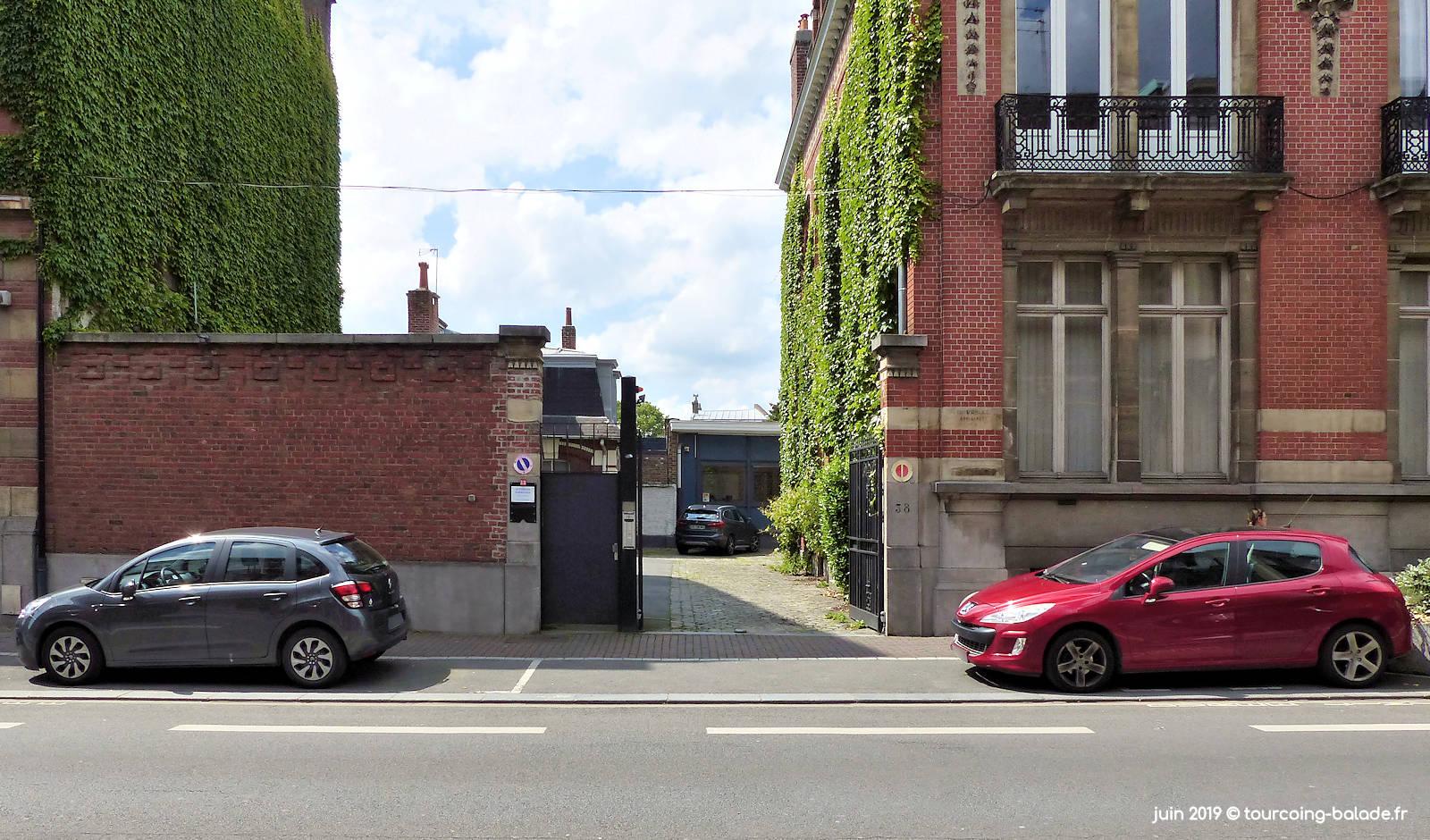 38 rue Faidherbe, Tourcoing Centre Ville.