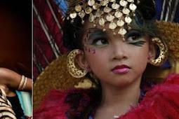 Tari - tarian yang berasal dari Daerah Kalimantan dan Sulawesi