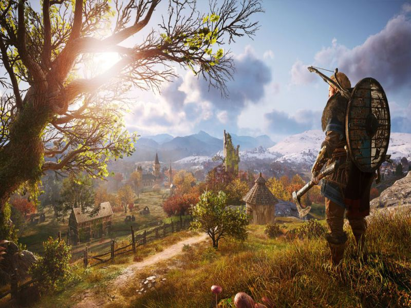 Assassin's Creed Valhalla Highly Compressed Free Download