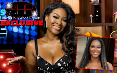 Kenya Moore Gets Booted Off Of A Reality Cooking Show And Throws A Big Fit !!