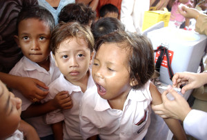Imunisasi, Cara Mudah Lahirkan Generasi Sehat