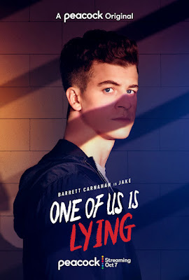 One Of Us Is Lying Series Poster 5
