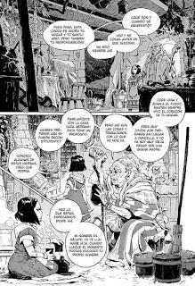 La bruja Planeta Manga