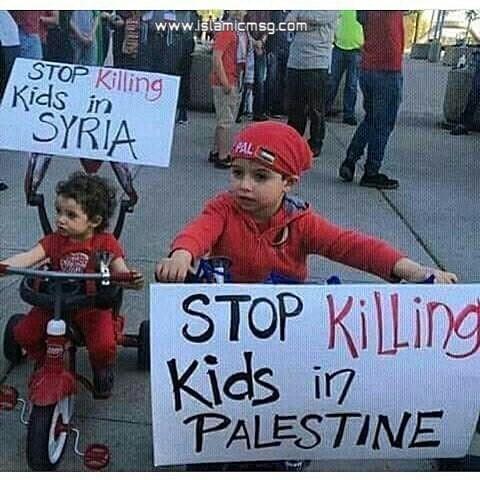palestine syria muslisms