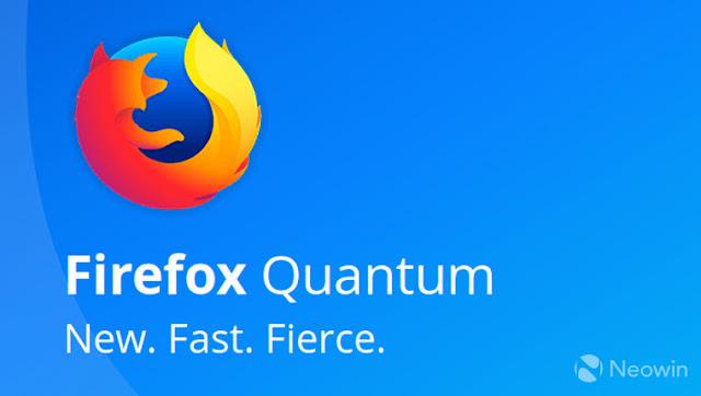 Mozilla Firefox Quantum Tarayıcı indir En Hızlı Tarayıcı!