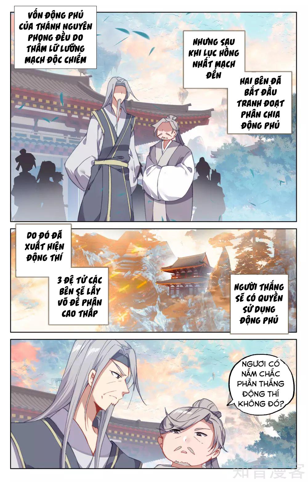 Nguyên Tôn Chapter 164 - Hamtruyen.vn