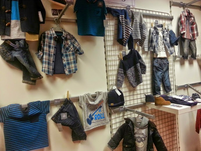 Matalan UK Autumn Winter young boys range
