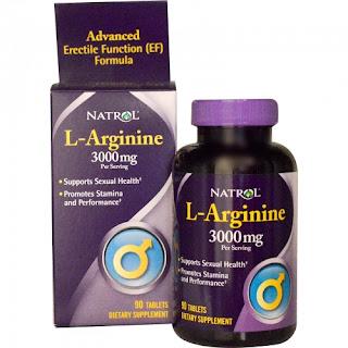 Viên uống L-Arginine 3000mg hỗ trợ tăng cường sinh lý nam