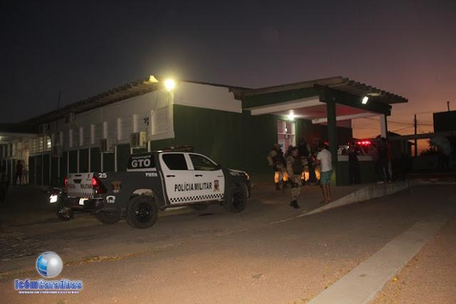 Policiais militares salvam bebê engasgado em Caraúbas, RN