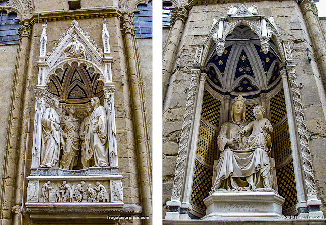 Igreja Orsanmichele, Florença