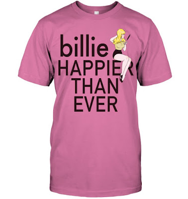 Billie Eilish happier than ever Pretty Boy T Shirt