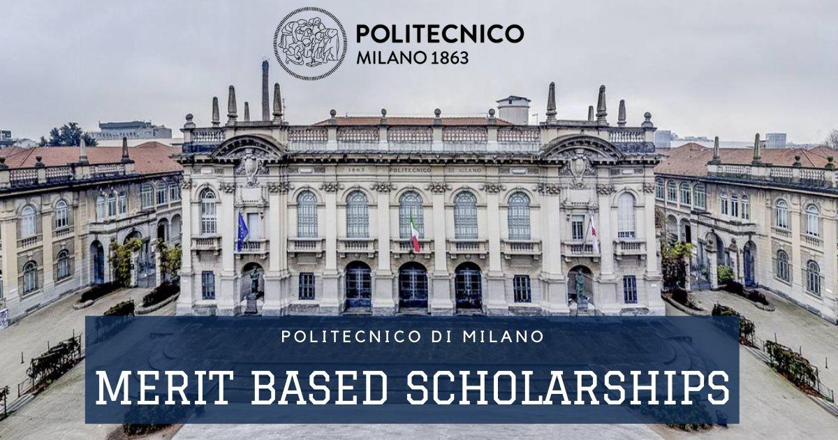 Politecnico Di Milano إيطاليا المنح الدراسية للطلاب الدوليين