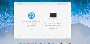 elementary OS 5.1 Hera Telah Dirilis!