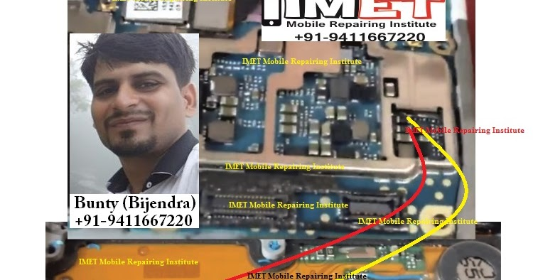 Oppo A37F Speaker Ringer Problem Solution Jumper Ways - IMET Mobile