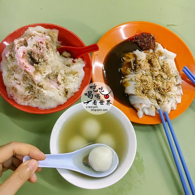 居鑾美食招南香港豬腸粉