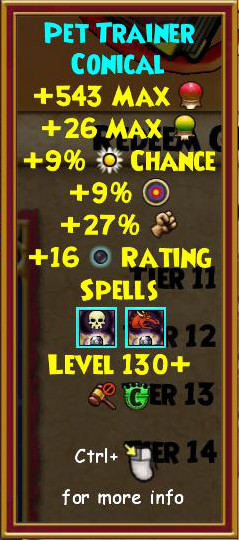 Wizard101 Pet Trainer Bundle