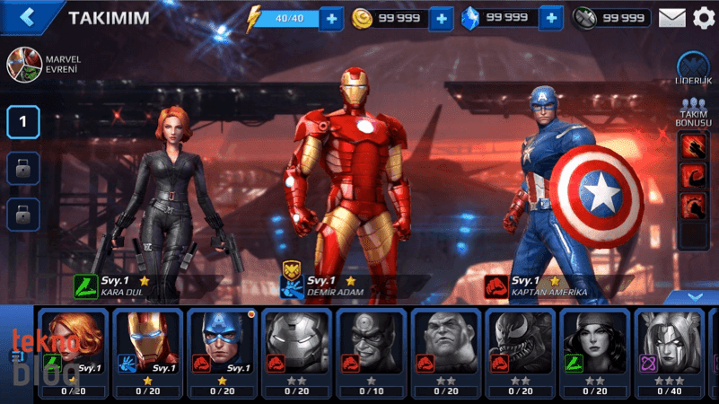 Claim Marvel Future Fight Unlimited Coins and Crystals For Free! Working [2021]