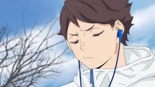 "Hellominju.com: ハイキュー!! アニメ第4期23話『及川徹』 | 烏野VS稲荷崎 | Haikyū!! Season4  EP.23""Birth of the Serene King""  | Hello Anime !"