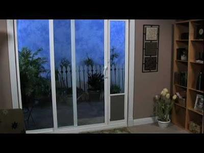 Sliding Glass Door Energy Efficient Dog Door For Sliding Glass Door