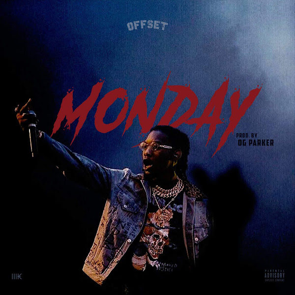 Offset - Monday - Single Cover