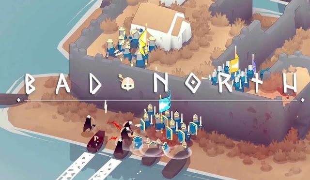 Bad North locandina del videogioco