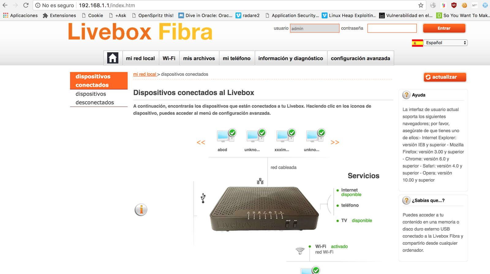 firmware livebox 2 zte