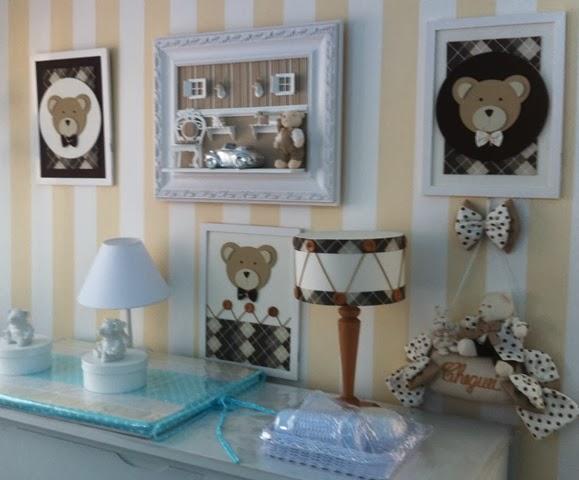 decoracao quarto ursos