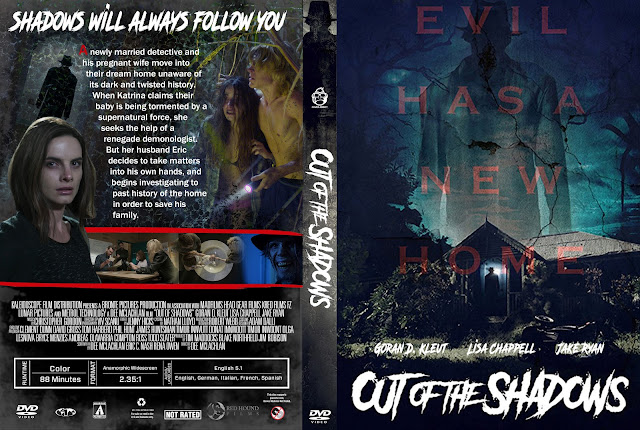 Out Of Shadows DVD Cover
