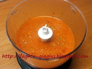Μαρινάδα για κοτόπουλο με ντομάτα λαχανικά και κέτσαπ - από «Τα φαγητά της γιαγιάς»