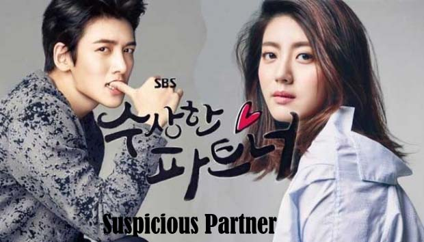 Sinopsis Suspicious Partner Net TV Episode 1 - 40 TAMAT