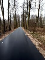 Droga Wiersze - Brzozówka