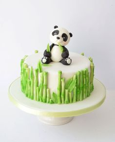 A Party Designer Cake of Fondant Material