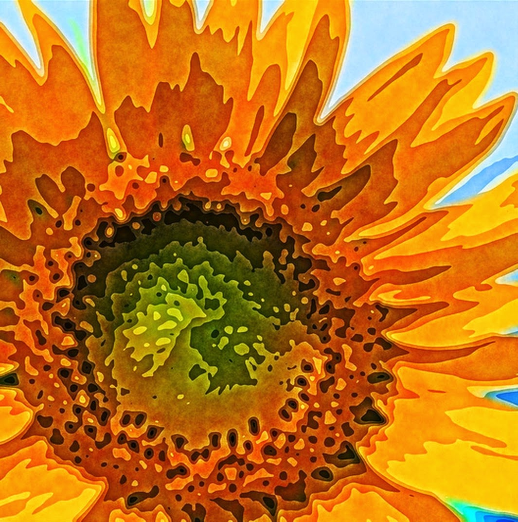 Cuadro De Los Girasoles The Gallery For Gt Girasoles Pinturas