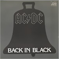 Single Back in black de AC/DC