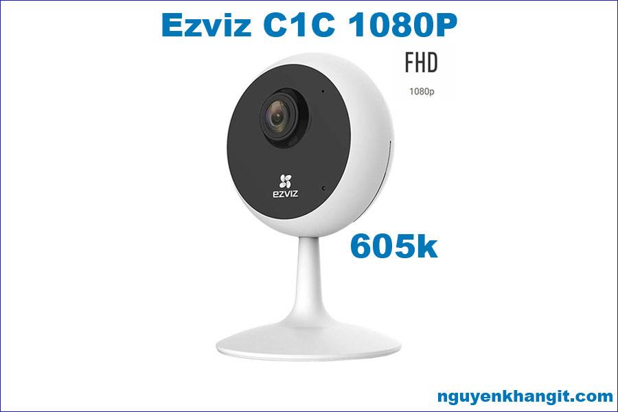 camera wifi Ezviz C1C 1080P