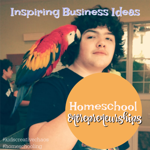 Inspiring Business Stories for Kids Homeschoolers