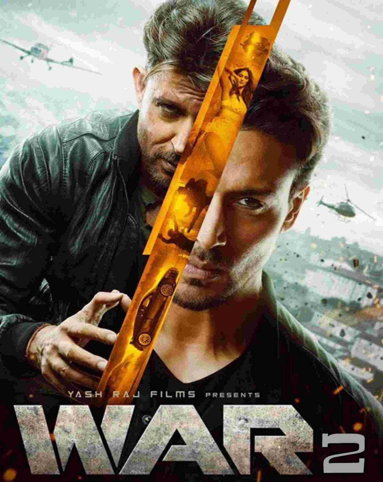 War 2 Tiger Shroff Upcoming Movies List 2020