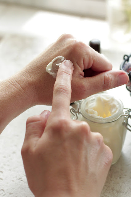 DIY Hand Cream for Soft Skin