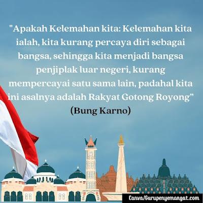 Gambar Ucapan Hari Kemerdekaan Indonesia dari Para Pahlawan Nasional (3)