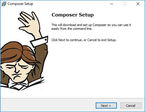 install composer step-1
