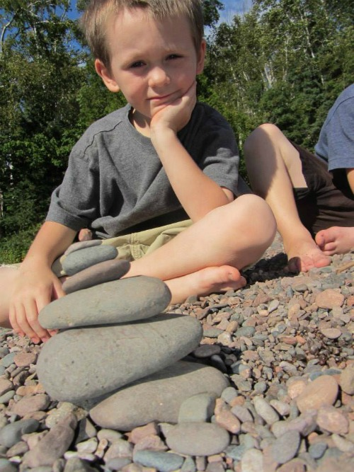 6 Fabulous Reasons to Camp with Your Kids #camping #summerfun