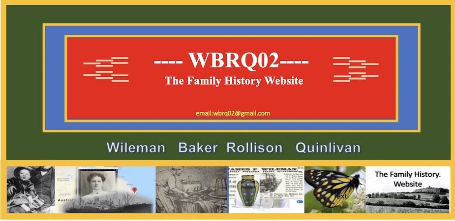 WBRQ02 The Family History Website