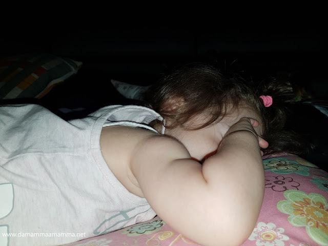 Perché mio figlio non dorme tutta la notte