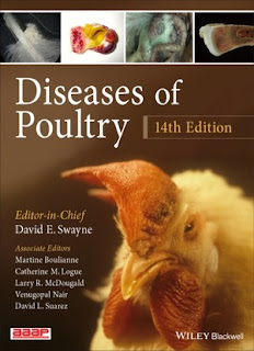 Diseases of Poultry 14 Edition