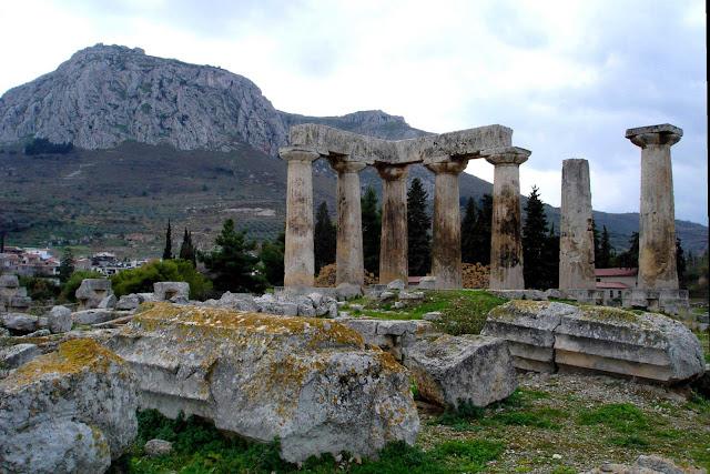 Троя руины