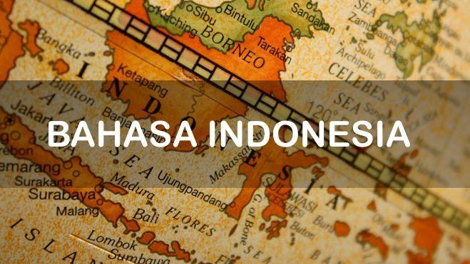 Daftar Kata Baku dan Tidak Baku Bahasa Indonesia Terlengkap