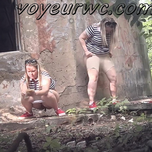 Pisswc Shit 11 (Desperate girls pooping outdoors hidden cam video)