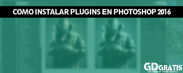 como isntalar plugin en photoshop